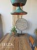 rustiek houten wandpaneel