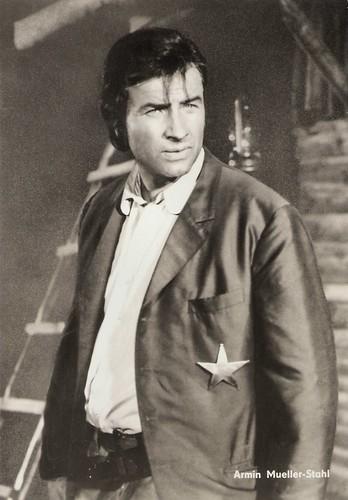 Armin Mueller-Stahl in Tödlicher Irrtum (1970)
