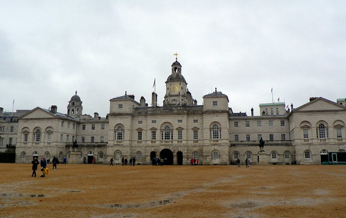 GOC London Public Art 097: Horse Guards