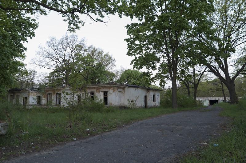 Ruins of the barracks, 05.05.2014.