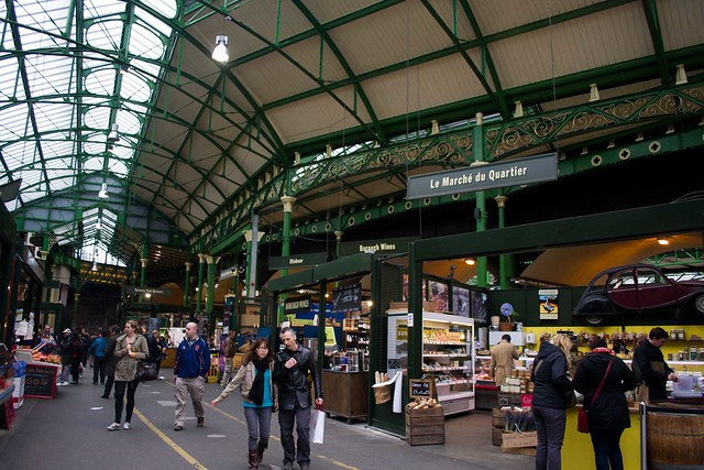 Borough Market | London, England
