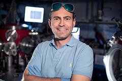 Patrizio Antici, professeur au Centre Énergie Matériaux Télécommunications de l'INRS