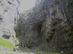 Gordale Scar Waterfall, Yorkshire Dales