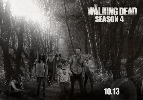 The Walking Dead Season 4_promo poster