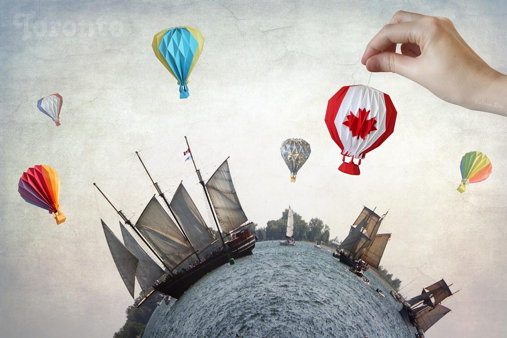 Toronto Planet Celebrates Canada Day!