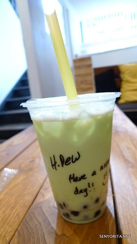 Brew Box Bubble Tea - London, UK