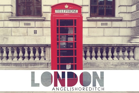 London Teil1 (Angel +  Shoreditch)