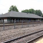 Then and Now, Lackawanna Passaic Station