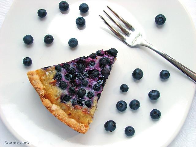 черничный тарт Sav 1
