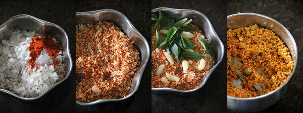 Spicy Coconut Powder