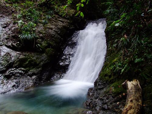 重郎の滝 2011.10.20-2