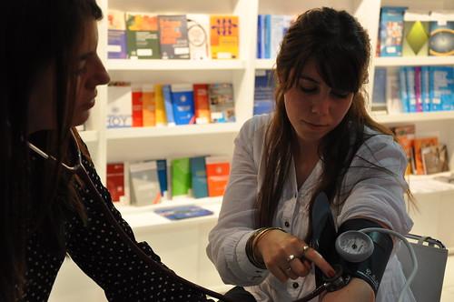 La OPS insta a las personas a tomarse la presión arterial