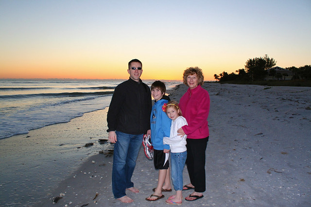 Sanibel Island, Florida - February 2013