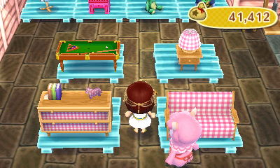 how to get rococo furniture acnl