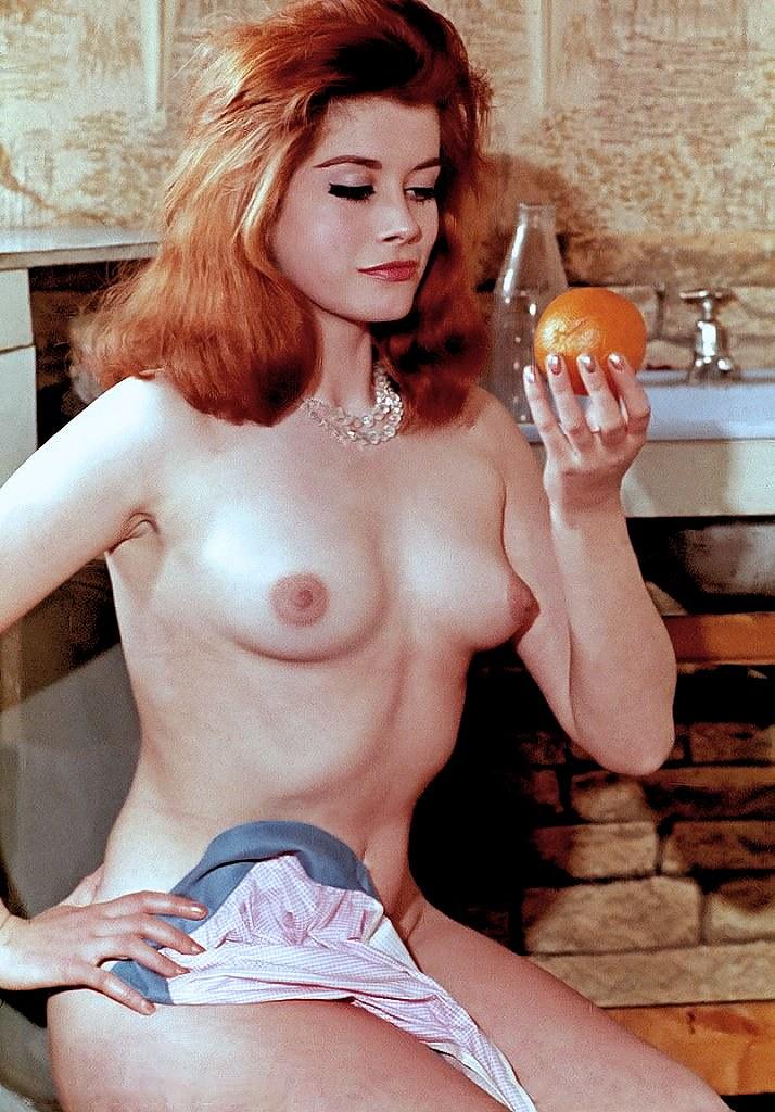 Orange hair ginger pussy licking orgasm loving sensual pussy eat moaning 7