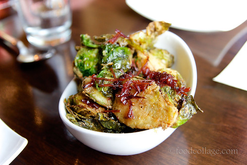 Crispy Brussels Sprouts at Root 174