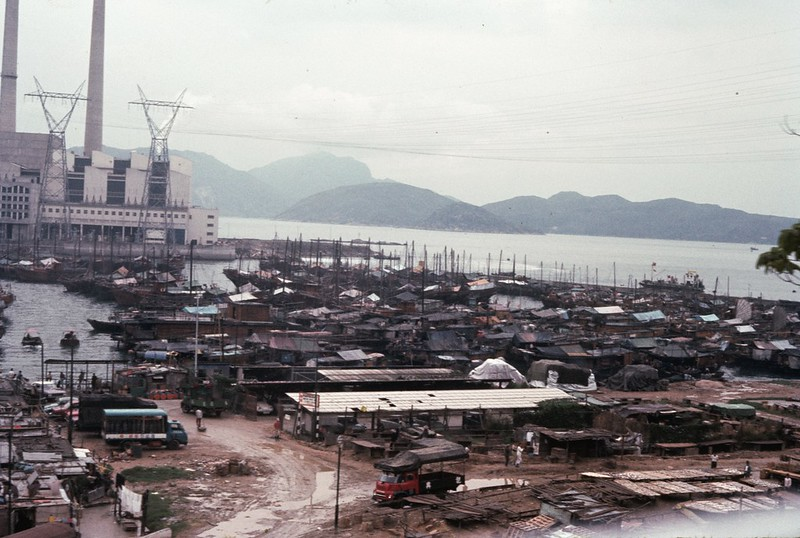 Ap Lei Chau in the 60s