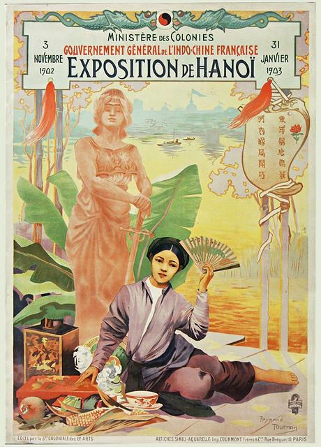 Exposition de Hanoï 1902 - Đấu xảo Hà Nội 1902