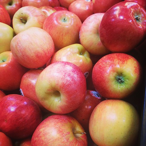 #apples in sale this week! #fruit #groceryshopping