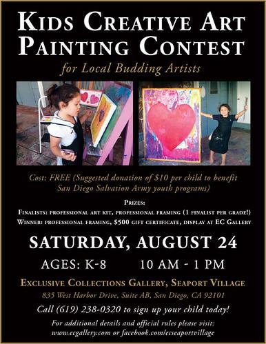 Kids Art Contest