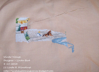 100_8819 - Winter Village - Designer - Linda Bird - 8-15-2013