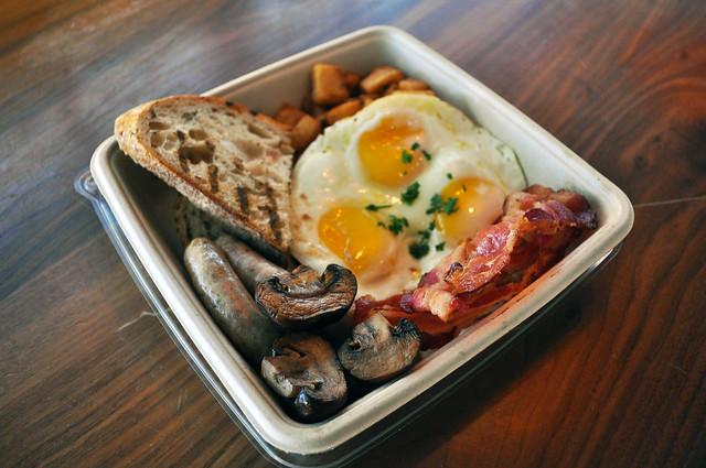 O&B Breakfast