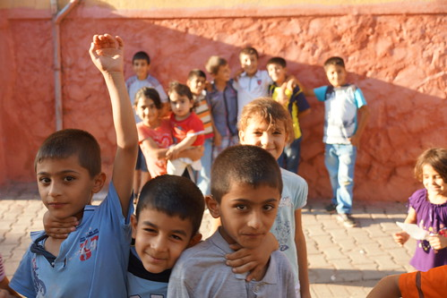 Backstreet kids of Diyarbakir by CharlesFred
