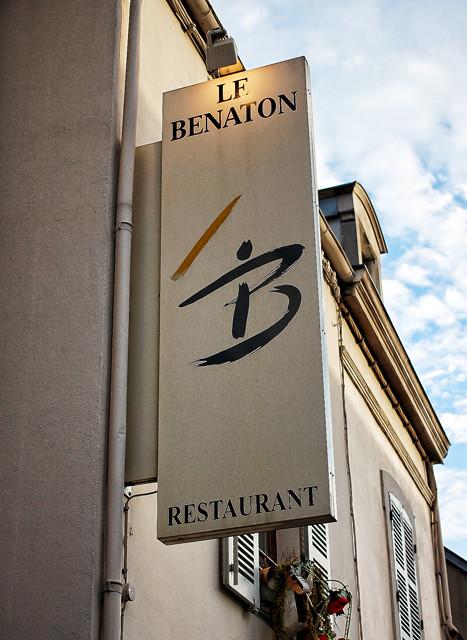 Le Benaton Restaurant, Beaune