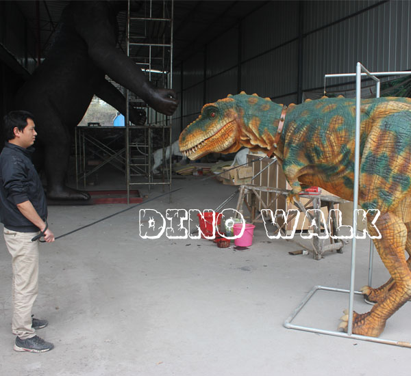 Walking Dinosaur Outfit Store in China