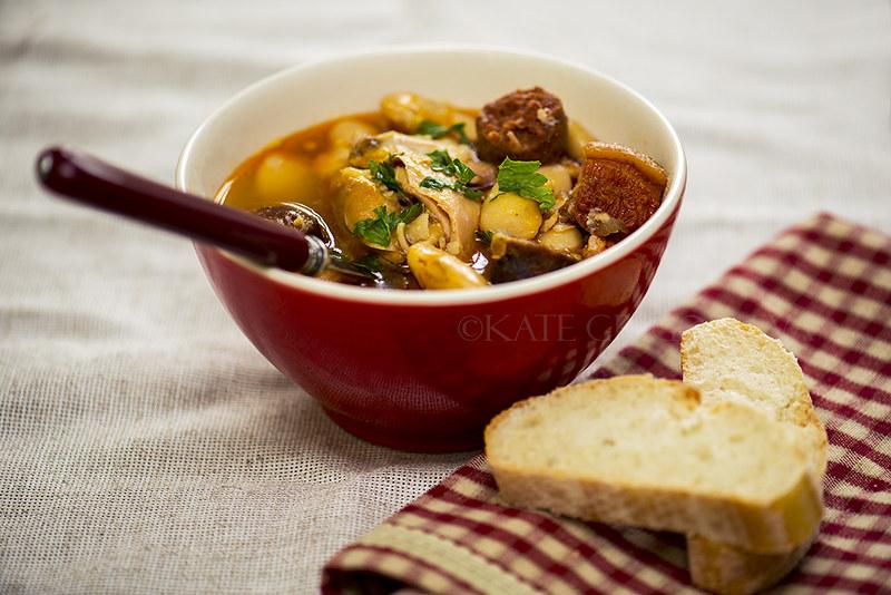 суп из цыпленка корнишона рецепт