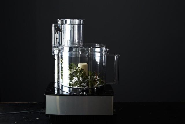 Herb salt from Food52