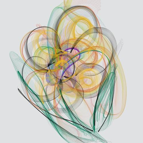 """Flor-escencia"" by Mirta Noemí Cameán"