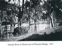 Gawler River 1947