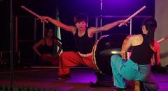 Kaikyo Taiko 海響 太鼓 - Brighton Japan Festival and Matsuri ブライ卜ン曰本フェステイバル祭