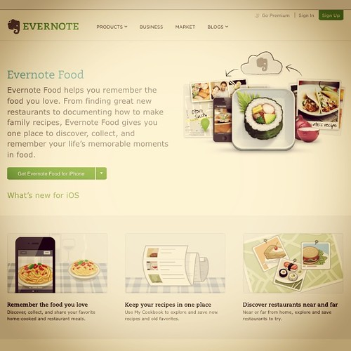 Evernote Food App I use to Save all my online Recipes. I Love this app. #evernotefood #food #app #recipe #evernote  www.therabbitandtherobin.co.za {follow me @robindeel on Instagram} Official @rabbitandrobin  - @evernotefood @evernote
