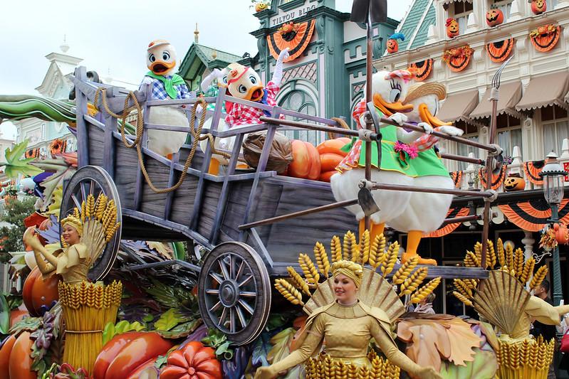 Parade Halloween 2013