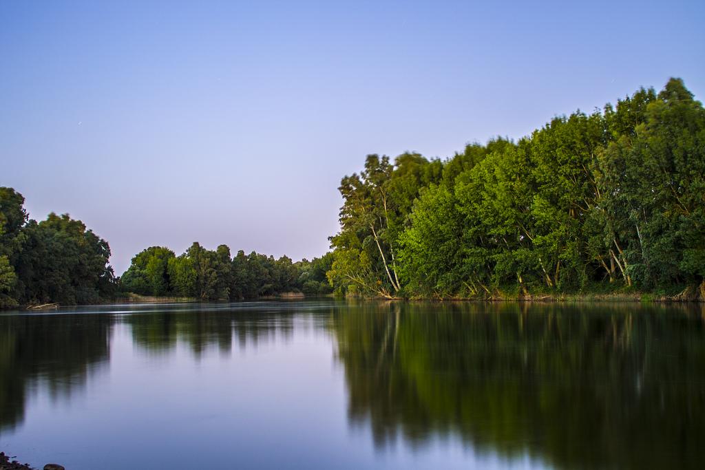 9. Aspecto del río Guadiana. Autor, Darkummy