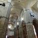 Saint Philibert  church, XII c. Dijon (церковь св. Филибера, XII в. Дижон). View from transept to the nave (вид из трансепта в неф)