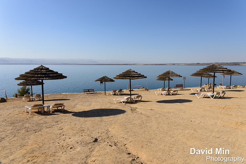 Dead Sea, Jordan by GlobeTrotter 2000