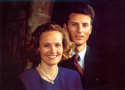 LIECHTENSTEIN HSH Her Pce (Alois) of Liechtenstein & HSH Pcess nee HRH Pcess Sophie of Bavaria
