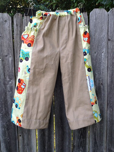 Car Treasure Pocket Pants
