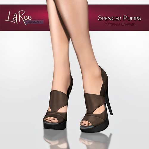 (LaRoo) Spencer Pumps