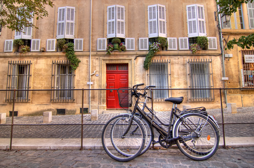 Rue Cardinale, Aix-en-Provence