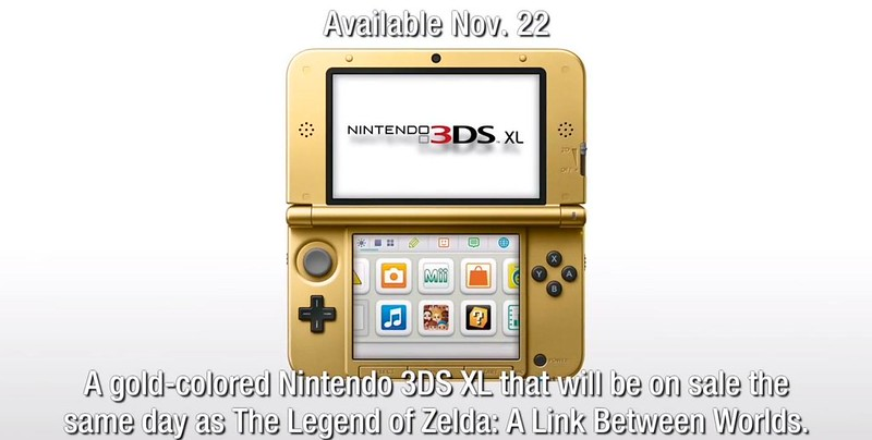 Nintendo 3ds 3dsxl 2ds and new 3ds thread page 93 pinoy gold and black 3ds xl includes a link between worlds download code httpgematsu201310the legend o th america ccuart Images