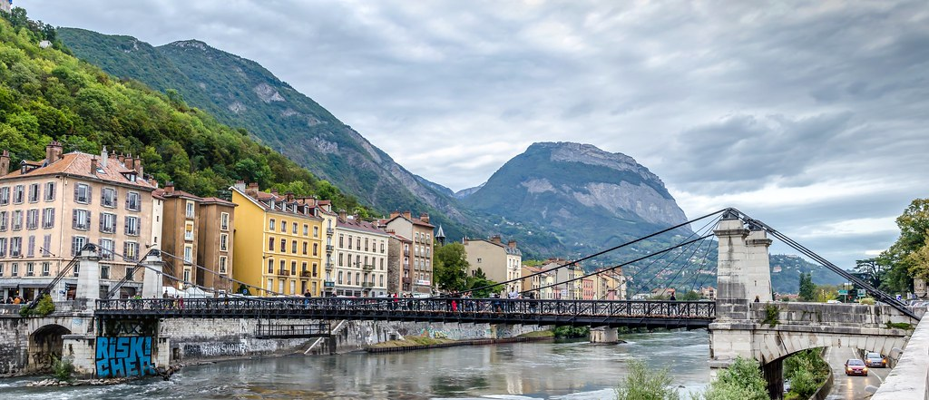 Grenoble, Isere