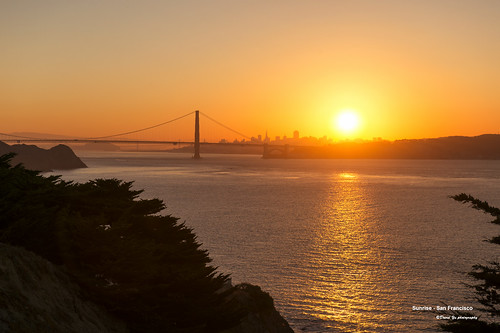 Sunrise - San Francisco