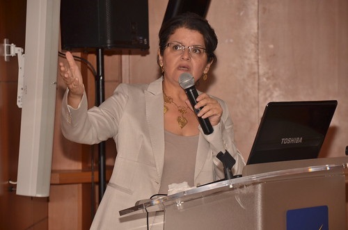 Sonia Naccache (University of Tunis)