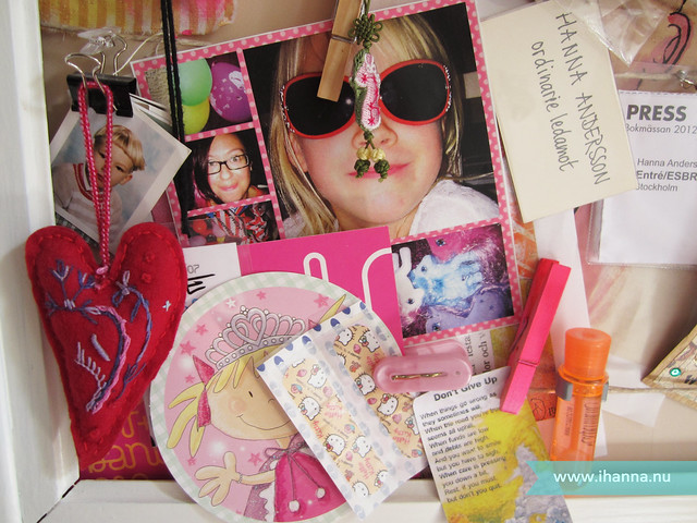 Inspiration board gifts