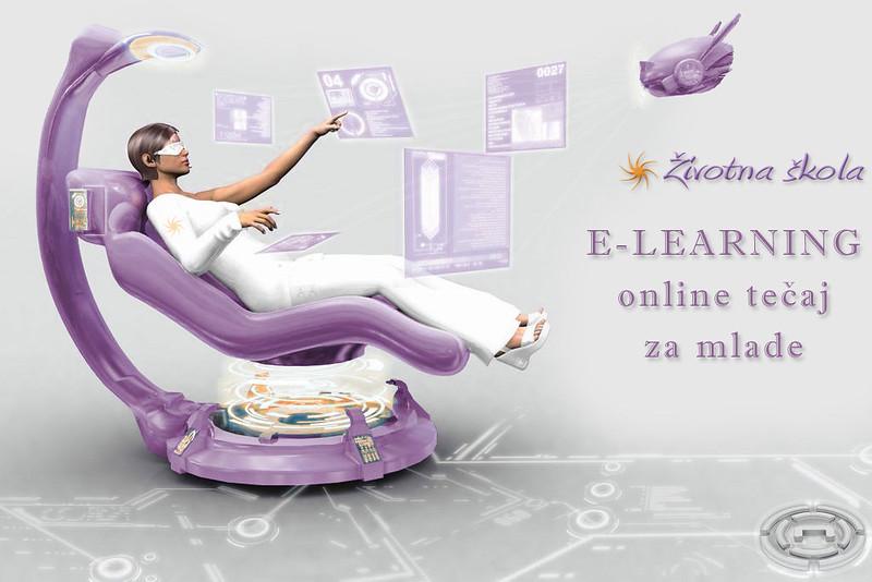 e-tecaj za mlade - Životna škola