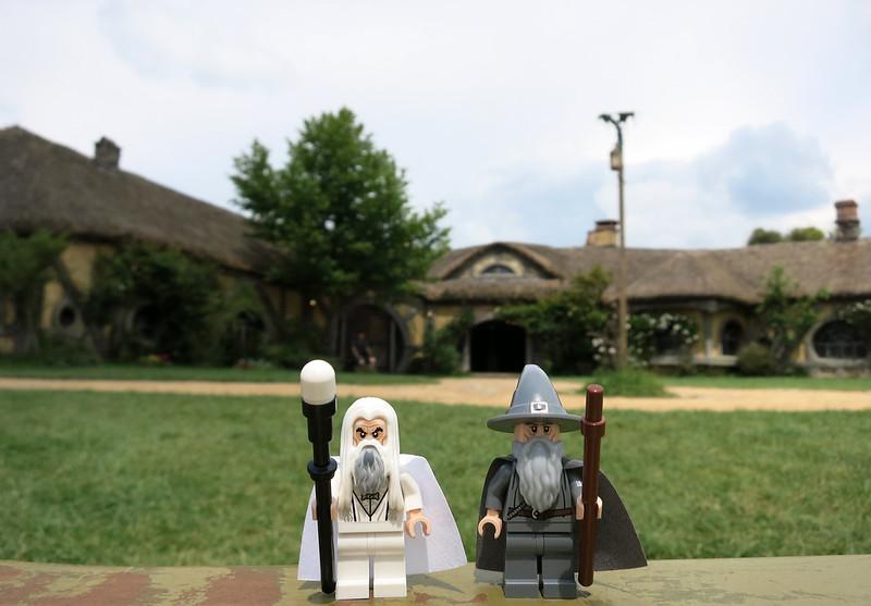 Gandalf Saruman